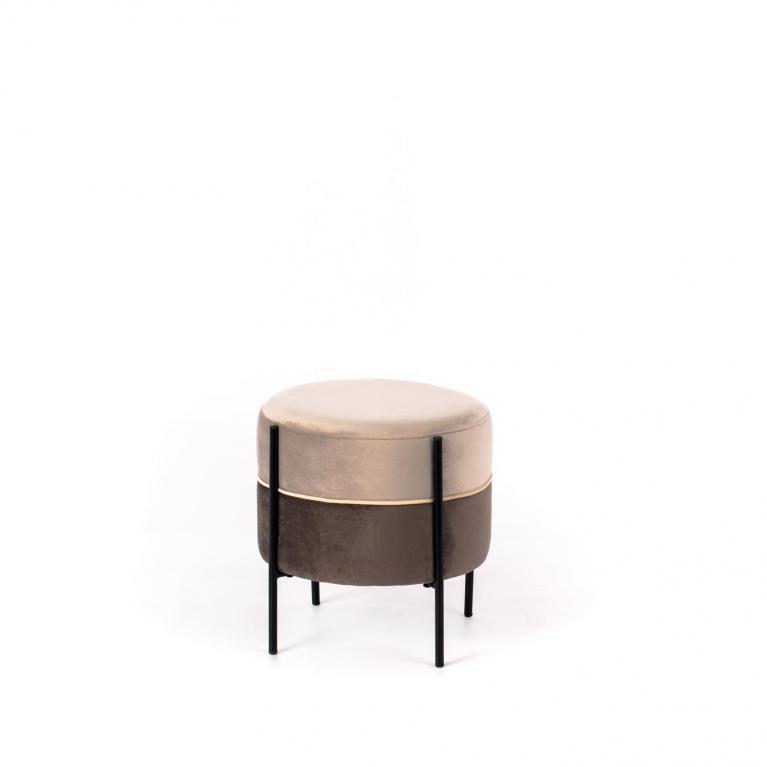 pouff (41 x 41 cm) design twist burmy