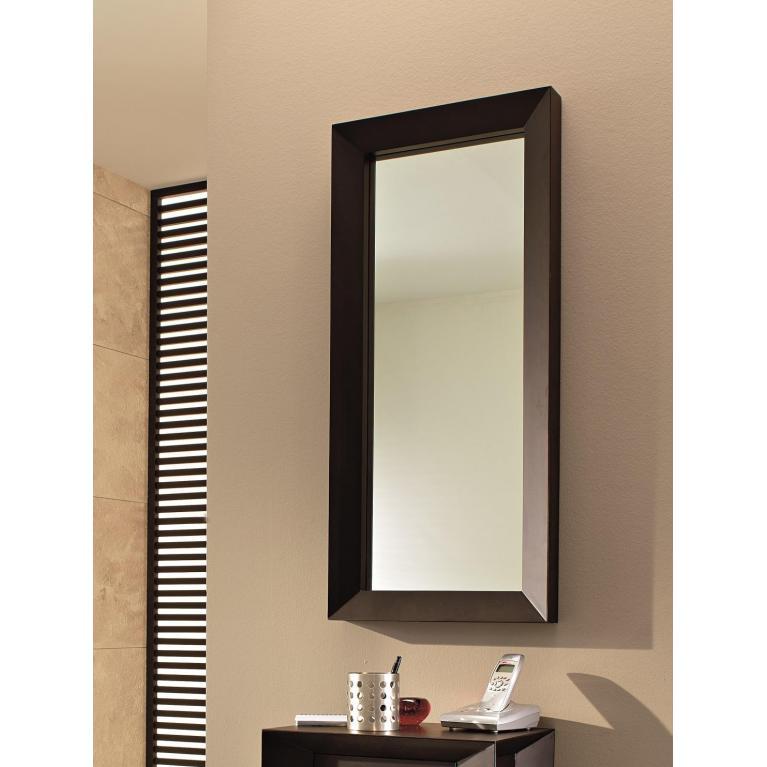 specchio da parete (45 x 100 cm) stones specchio
