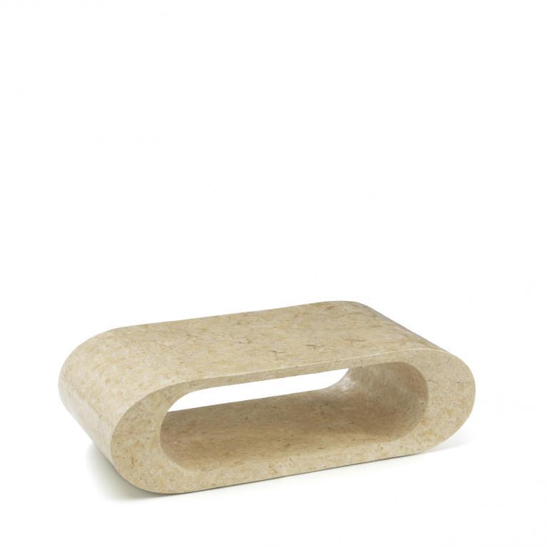 tavolino / porta tv (120 x 62 cm) stones porta tv 2