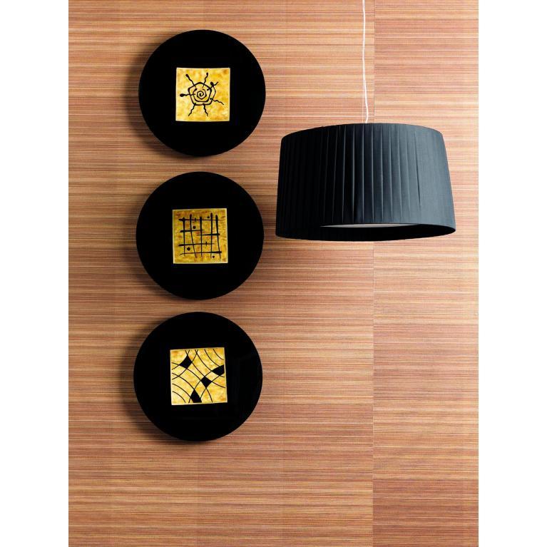set di 3 piatti decorativi stones piatti