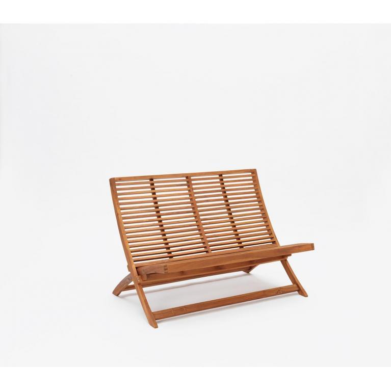 panchina per esterno design twist