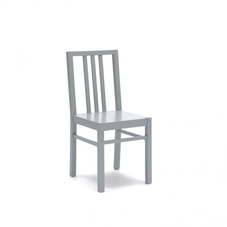 sedia in legno laccato stones