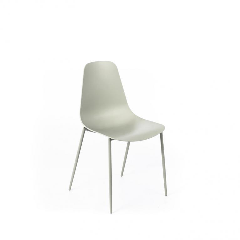sedia in pilipropilene design twist