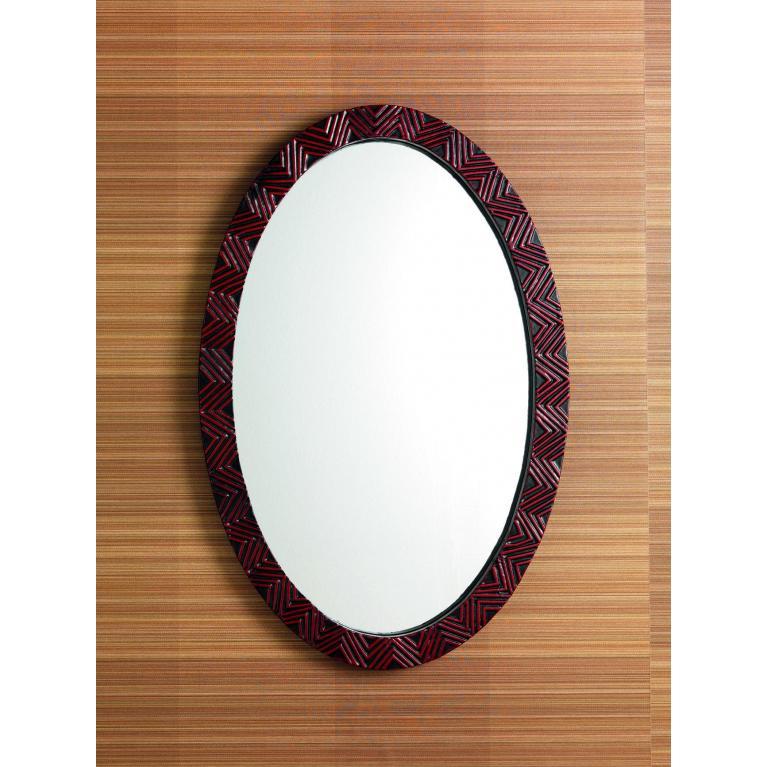 specchio da parete (80 x 120 cm) stones specchiera