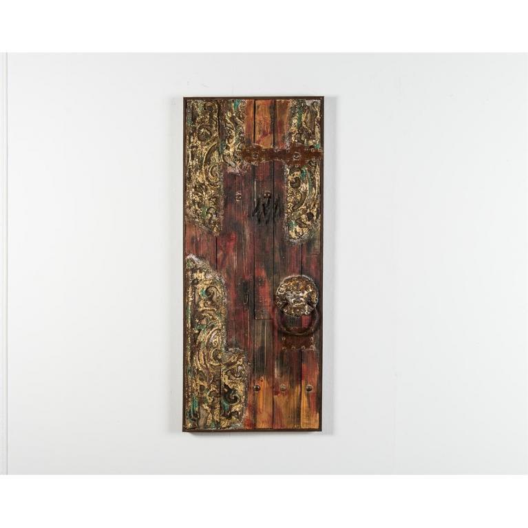 olio su legno (50 x 120 cm) stones
