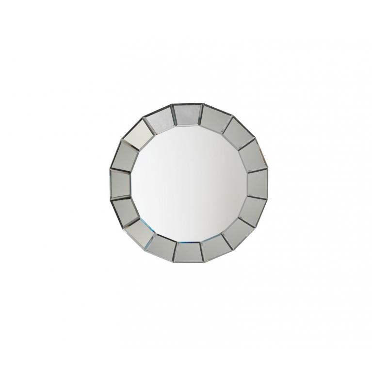 specchio da parete (80 x 80 cm) stones menta