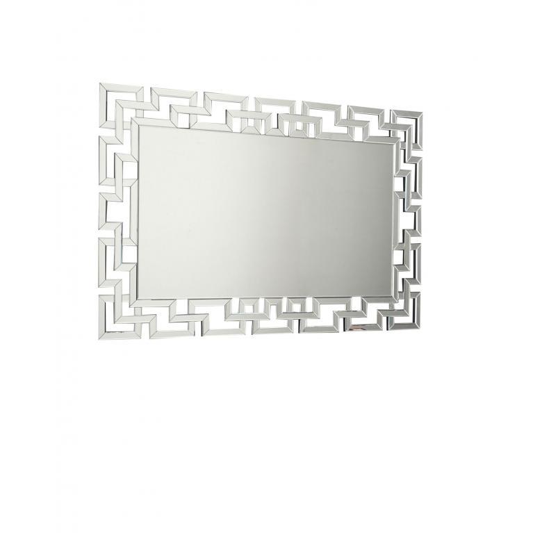 specchio da parete (80 x 120 cm) stones edera