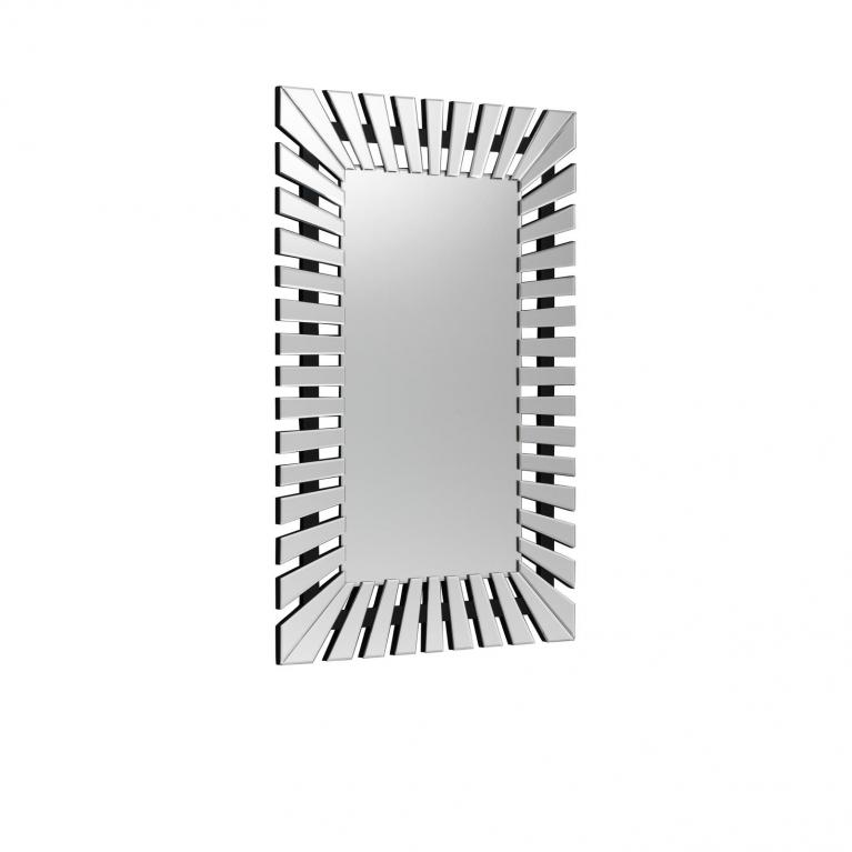 specchio da parete (80 x 120 cm) stones labas