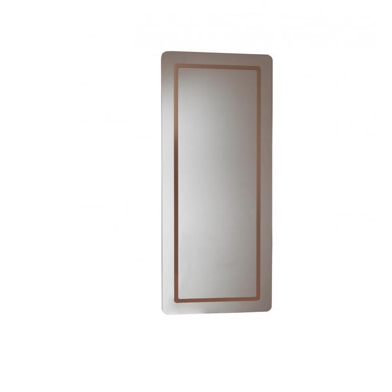 specchio da parete (55 x 135 cm) stones mudra