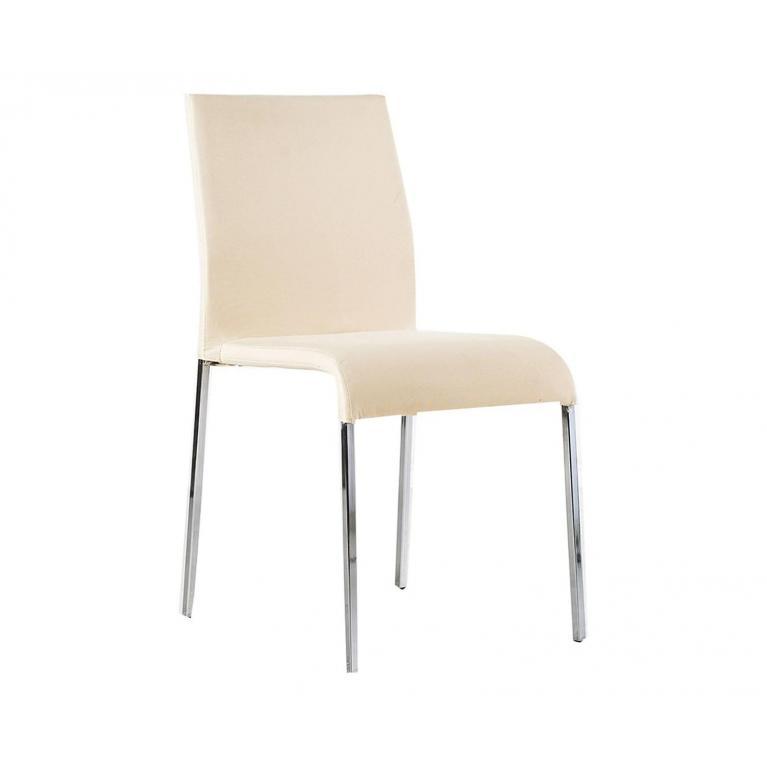 sedia in tessuto design twist debora
