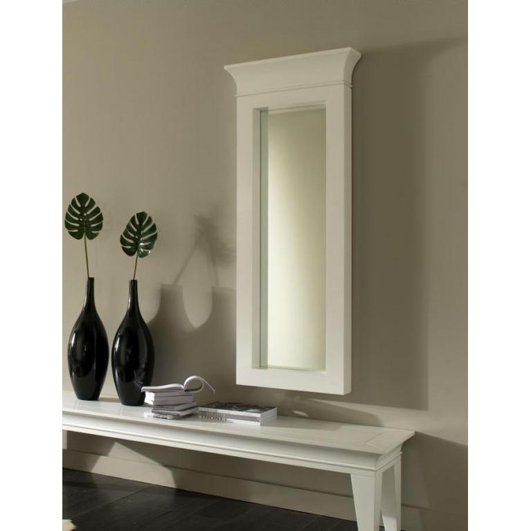 specchio da parete (60 x 120 cm) stones specchio