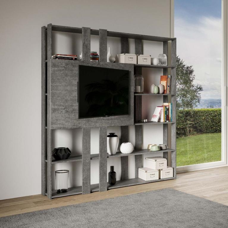 Composizione N Kato 6R 6 fasce lunghe 2 fasce corte 2 fasce medie pannello TV CM