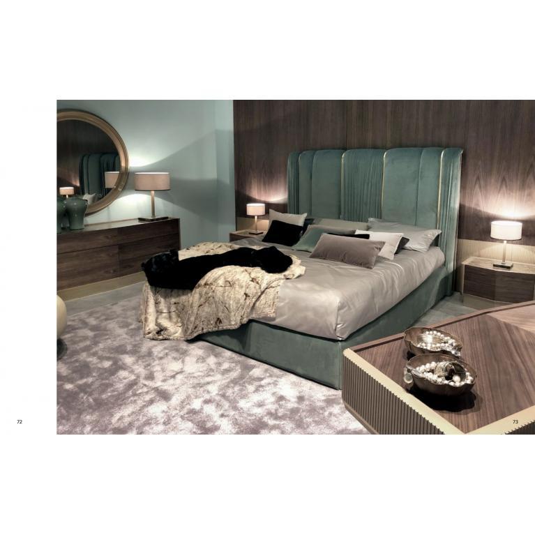 Letto matrimoniale luxury, Rubens per rete 180x200